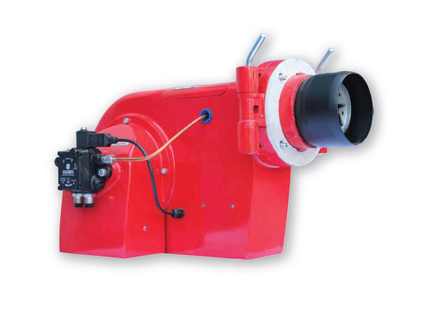 8-90 kg/h LIGHT OIL BURNERS