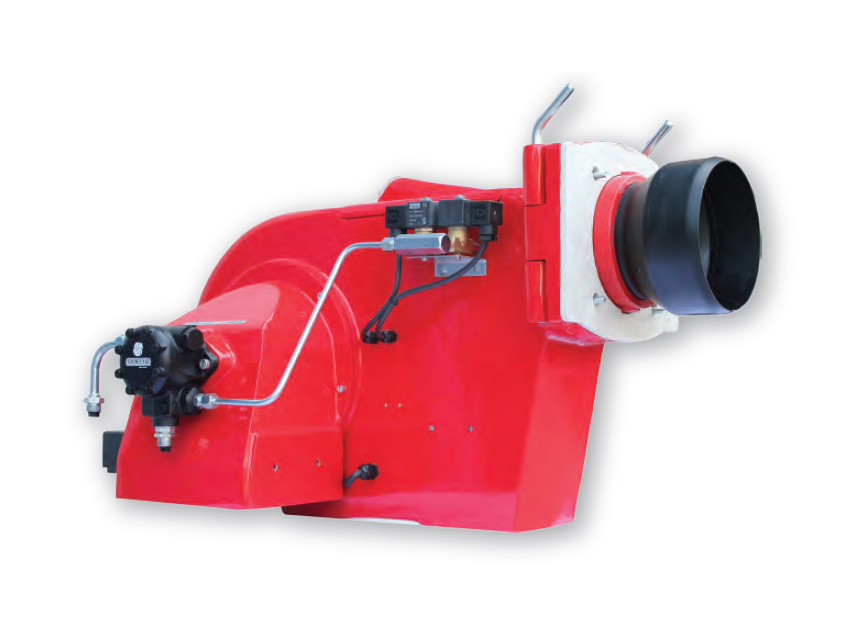 20-110 kg/h LIGHT OIL BURNERS