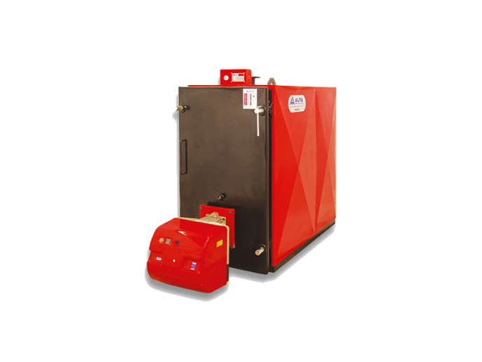 ASSF Liquid-Gas Fuel Prismatic Type Three Transitive Heating Boiler - General Features