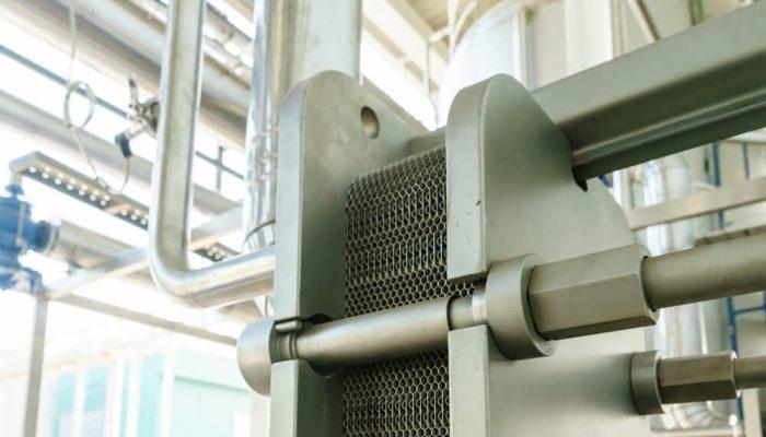 תמונה של מחליפי חום תעשייתיים
